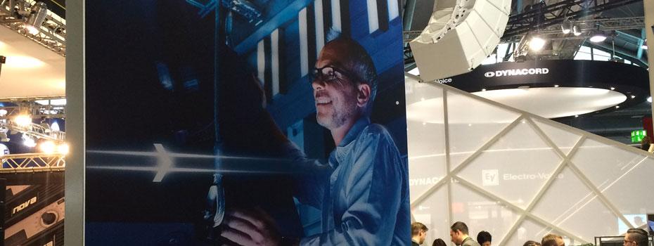 Frankfurt - HK Audio představuje Premium PRO D