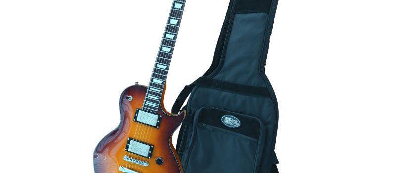 Fret King Black Label Eclat Standard, Tobacco sunburst, Les Paul elektrická kytara LP