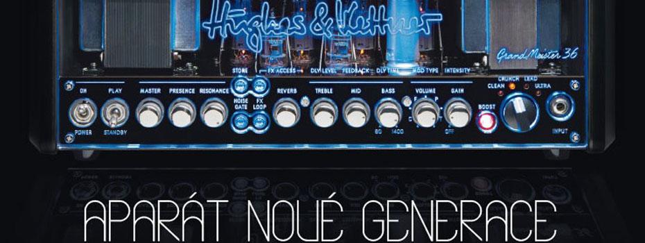 Grandmeister36 – aparát nové generace
