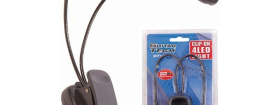 Guitar Tech GT1000 lampička na noty LED