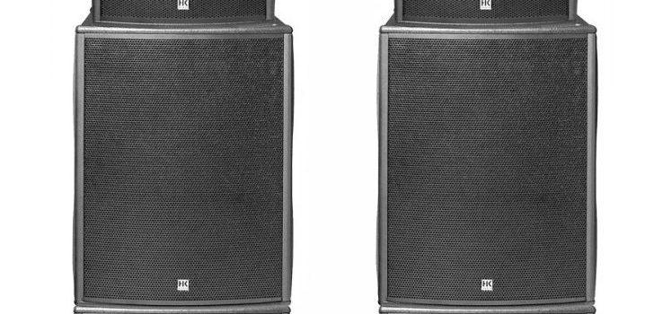 HK Audio - Pulsar Grandstack