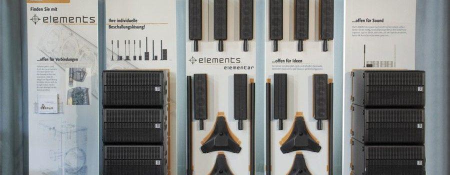 HK Audio rozšířuje kategorii portable sound o nový systém ELEMENTS