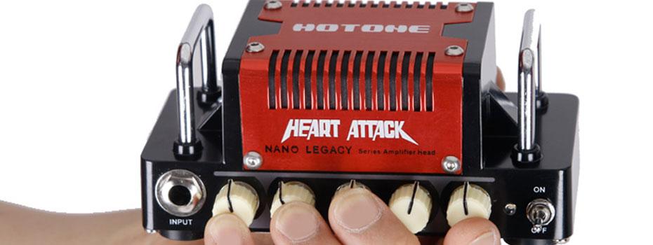 Hotone Heart Attack – miniaturizace pokračuje