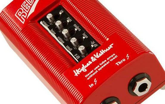 Hughes and Kettner RedBox