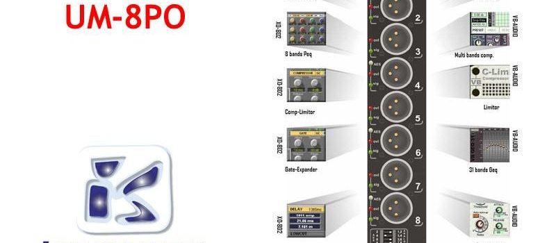 Innovason představuje univerzální výstupní modul s processingem přímo na kartě.