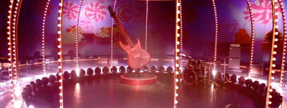 JBLED A7 v populární TV show stanice ZDF