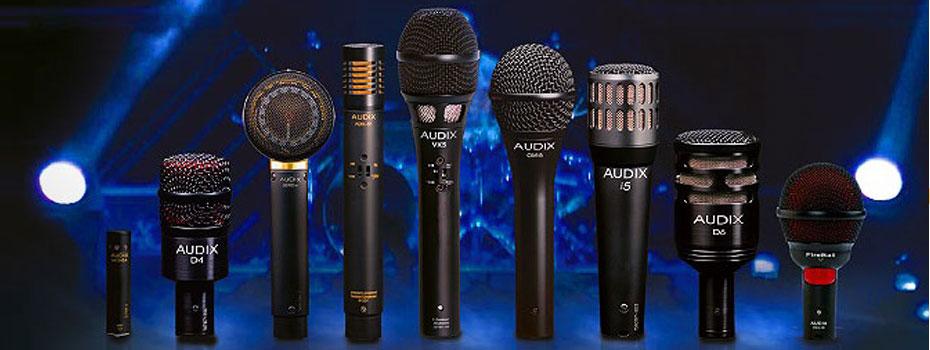 K mikrofonu Audix od nás dostanete mikrofonní stojan zdarma