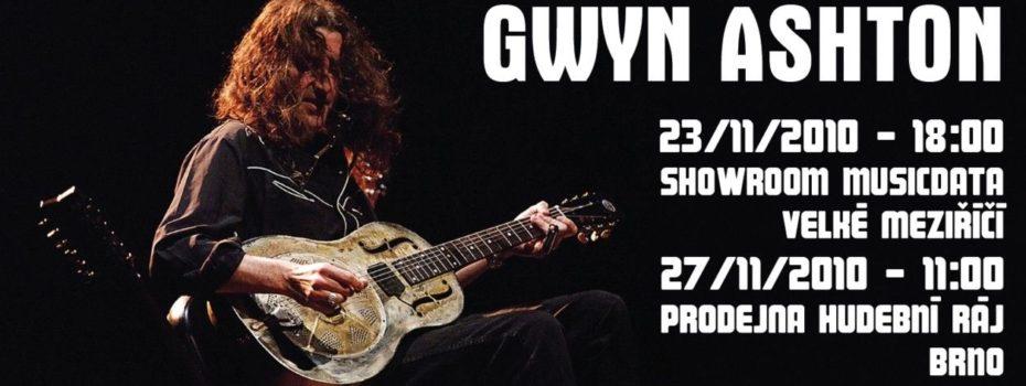Koncert Gwyn Ashton 2010