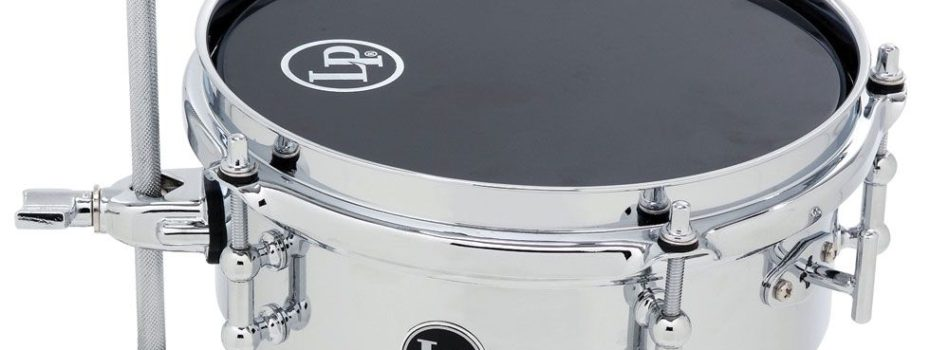 Latin Percussion LP848-SN Micro Snare bubínek