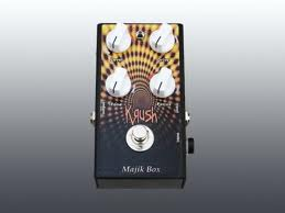 Majik Box  Masive Sounding Distortion Krush