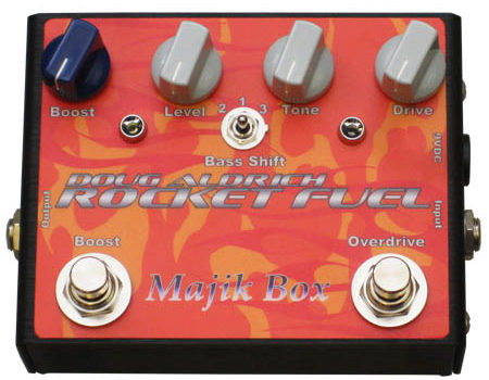 Majik Box: Rocket Fuel Doug Aldrich Whitesnake