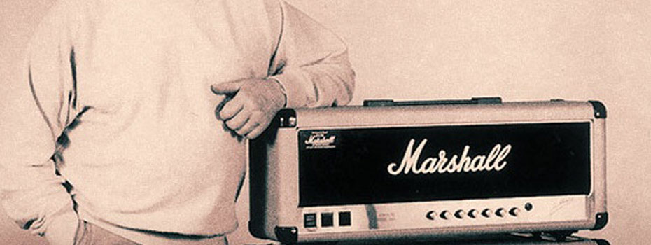Marshall 2555X Jubilee exkluzivně v Musicdata