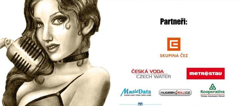 MusicData a hudebniraj.cz - partnery projektu Ladies Jazz & Blues Night