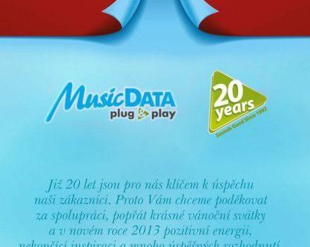 MusicData PF 2013