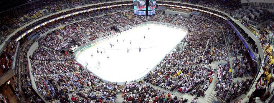 Nexo a mistrovství světa v ledním hokeji 2015