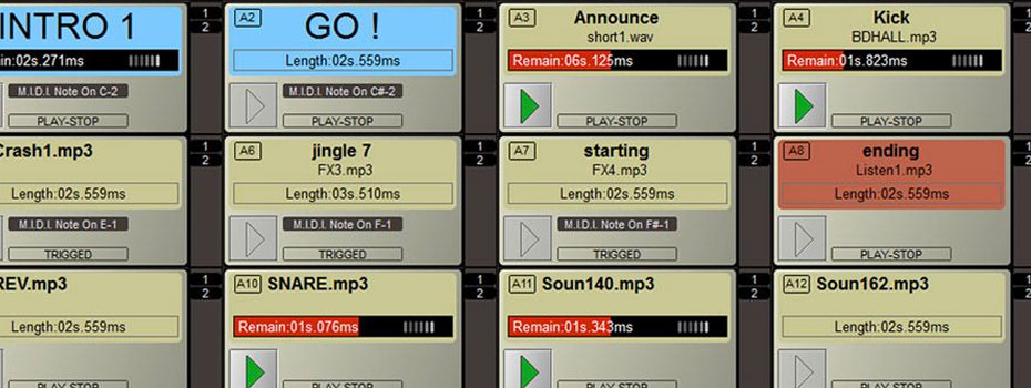 Nová aplikace SoundPad pro Innovason Eclipse GT