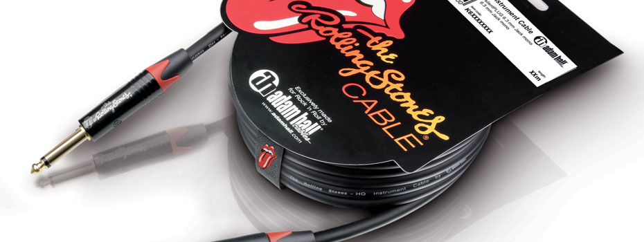 Nová limitovaná řada The Rolling Stones cables