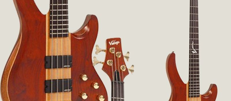 Nová řada baskytar Vintage V10004