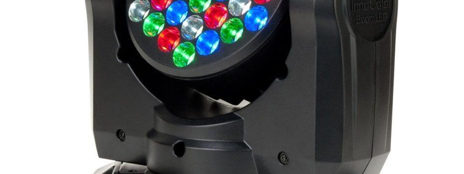 NOVINKA Inno Color Beam LED od American DJ