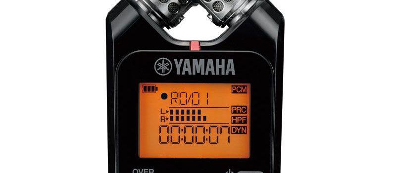Nový Yamaha POCKETRAK PR7
