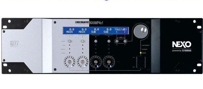 NXAMP Powered Digital TDcontrollers