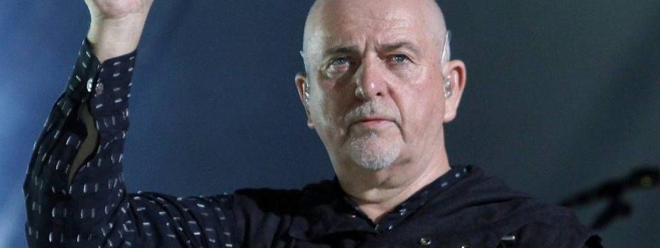 Peter Gabriel s Mikrofony Audix zazářil v Praze