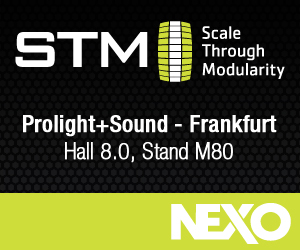 Prolight+Sound - Frankfurt, NEXO - Czech and Slovak meeting