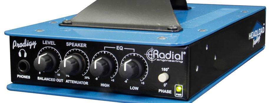 Radial Prodigy