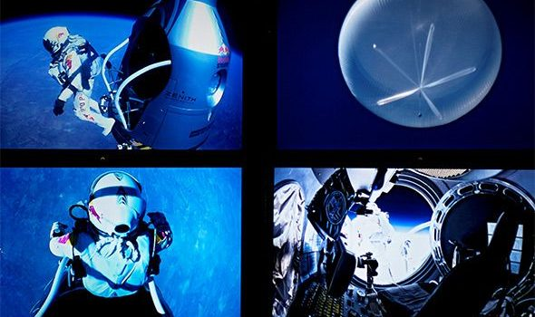 Red Bull Stratos a Riedel Communication