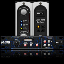 SPL De-Essers plug-in