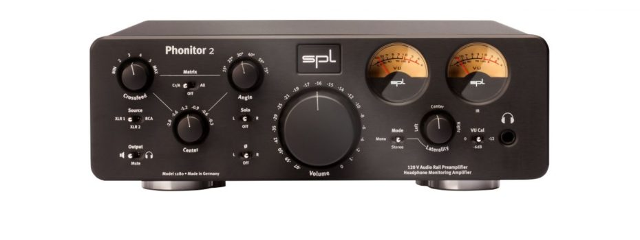 SPL – Phonitor 2