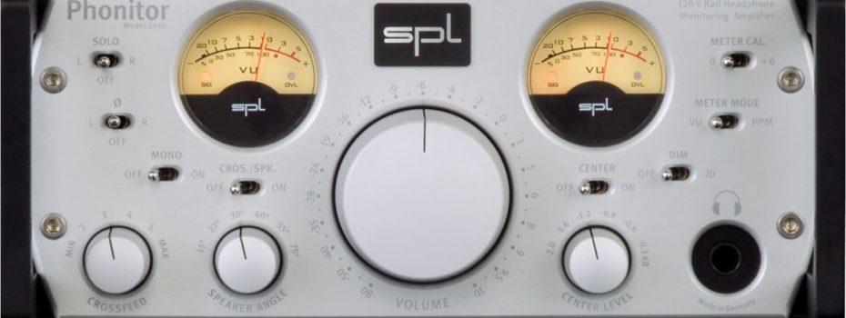SPL Phonitor test na Hi-Fi Voice