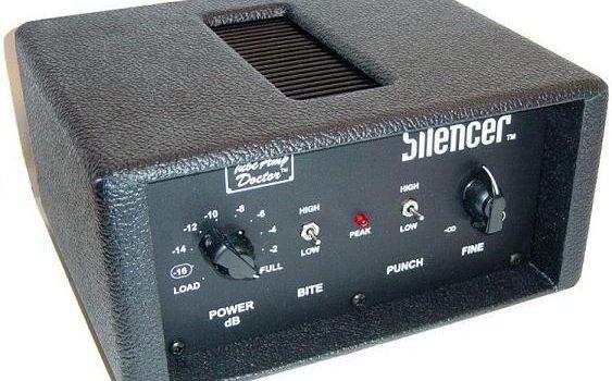 T.A.D. Silencer Power Attenuator - Výkonová brzda