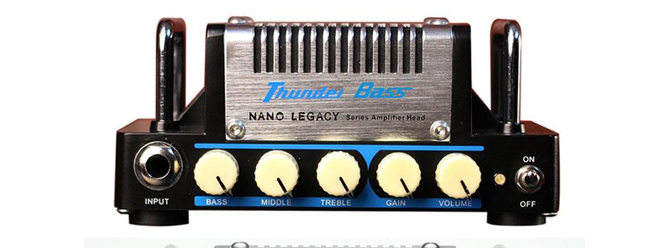 Thunder Bass aneb i baskytaristi si u Hotone přijdou na své