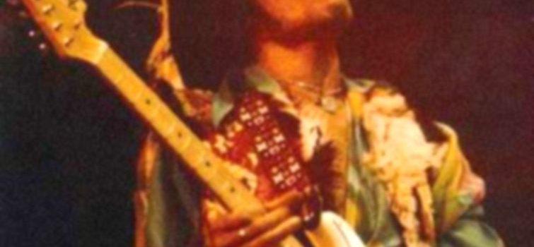 Vintage FILLMORE V6JMH - Jako Jimy Hendrix