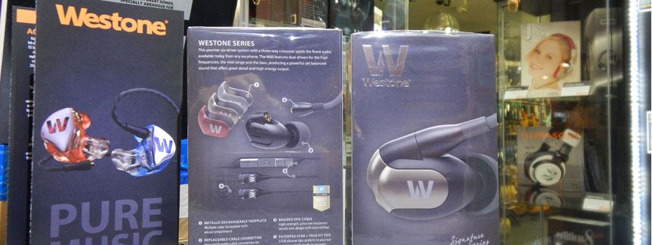 Westone W60 skladem