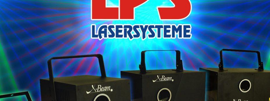 X-Beam - nová řada low-end laserů od LPS