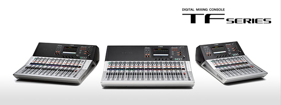 Yamaha TF série bude dostupná v květnu 2015