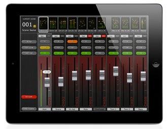 YAMAHA zveřejnila novou verzi aplikace StageMix 2.0