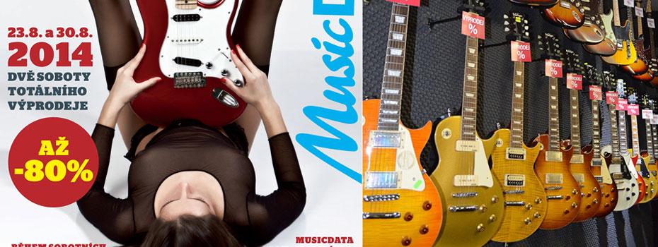 Zítra na viděnou v MusicData Velké Meziříčí