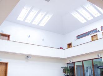 Obrázek č.6 reference Meetingové centrum KIA Žilina