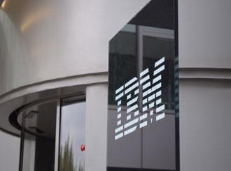 Exkluzivní partnerství s IBM