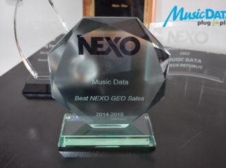 "Obrázek č.1 article Nexo ocenilo Musicdata jako ""best Nexo Geo sales"""