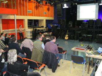 Obrázek č.1 article Nové trendy v ozvučovací a osvětlovací technice