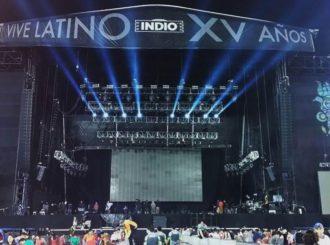 Obrázek č.1 article Pro mexický festival Vive Latino je STM naprosto perfektní