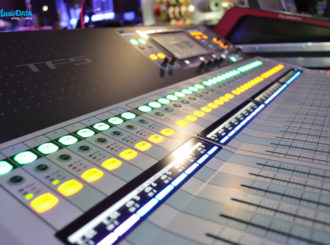 Obrázek č.1 article První kus Yamaha TF5 v České republice dorazil do Musicdata