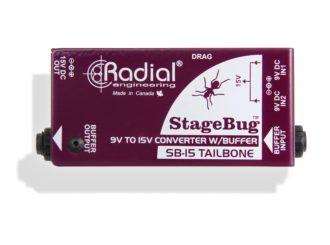 Obrázek č.1 article Radial StageBug SB-15
