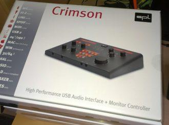 Obrázek č.1 article SPL Crimson - špičková zvuková karta již skladem