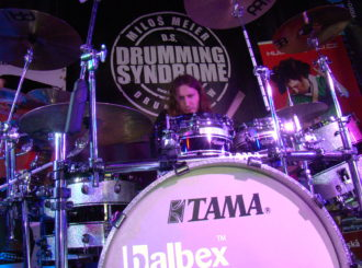 DRUMMING SYNDROME BRNO