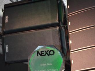 "Obrázek č.2 article Nexo ocenilo Musicdata jako ""best Nexo Geo sales"""